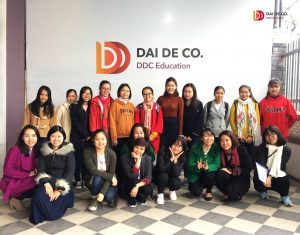 Công ty tư vấn du học tại Huế DDC Education chào đón đại diện trường James Cook đến từ nước Úc xinh đẹp