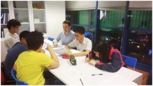 Công ty tư vấn du học tại Huế - DDC Education https://www.facebook.com/DDC.Education Địa chỉ: 02 Hồ Tùng Mậu, TP.Huế Liên hệ: 0234.3812267 - 01234.369.246 DDC Education – Kênh thông tin du học tại Huế
