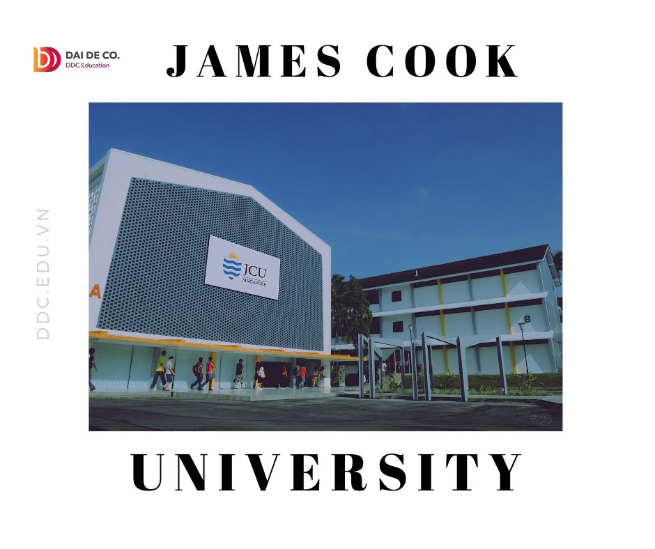 Trường Đại học James Cook University Singapore là một trong những cơ sở chính của Đại học James Cook tại Úc, là trường duy nhất tại Singapore được chứng nhận NEAS về giảng dạy tiếng Anh, và là trường đầu tiên đạt Edutrust Star – Chứng nhận cao nhất về chất lượng giáo dục tại Singapore.