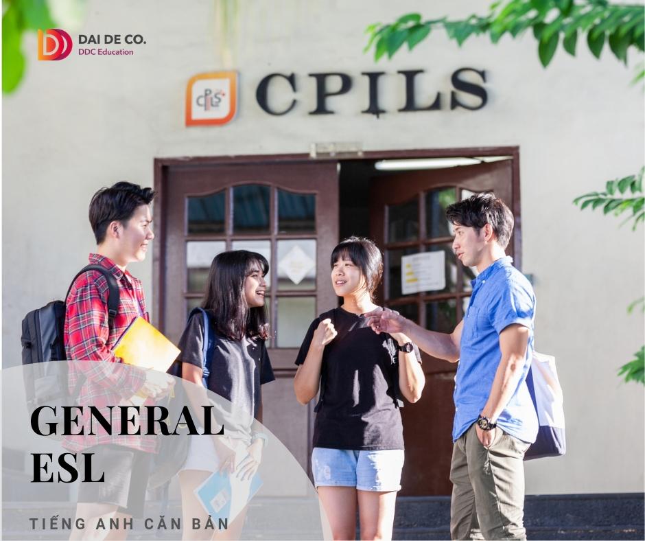 Khóa học General ESL: nhằm cải thiện khả năng ngôn ngữ của học viên trên tất cả các khía cạnh bằng cách sử dụng tiếng anh thực tế trong cuộc sống hằng ngày, giúp học viên tập trung vào nhu cầu và sở thích của mình.