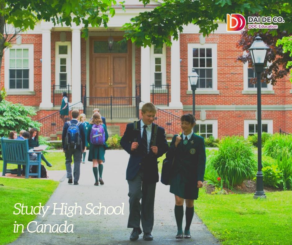 Nếu bạn đã có ý định cho con du học nước ngoài vậy bạn có khi nào nghĩ sẽ cho con mình bắt đầu sớm hơn để con có thể thích nghi với môi trường quốc tế sớm nhất có thể? Vậy lợi ích nào khi cho cho con du học Canada từ bậc trung học, hãy tìm hiểu ở những điểm nổi bật không ngờ dưới đây nhé: