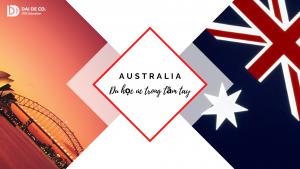 Du học Úc trong tầm tay