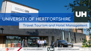 UNIVERSITY OF HERTFORTSHIRE - DDC Education